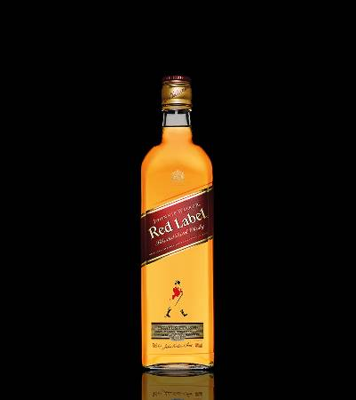 JOHNNY WALKER RED 12 X 750