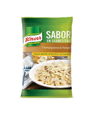 KNORR SAB CHAMP Y HON 4X10X4SO