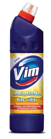 VIM LVDINA GEL CITRUS 12X750ML