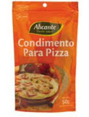 ALICANTE COND. PIZZA 10 X 25 G
