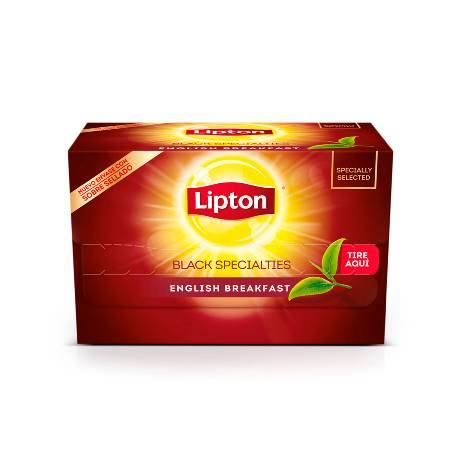 LIPTON TE ENGLISH BREAK 54 X 1