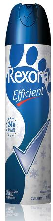 REXONA AEROSOL EFFICIENT 12X10