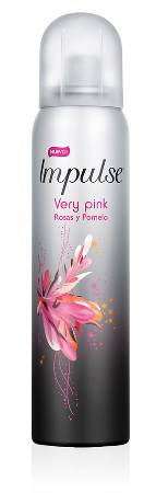 IMPULSE AER VERY PINK 12X107G