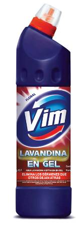 VIM LVDINA GEL FLORAL 12X750ML