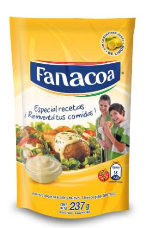 FANACOA MAY DP 12X237G