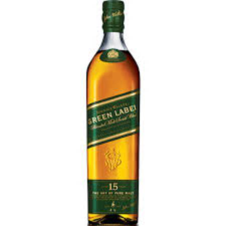 JOHNNY WALKER GREEN 6X750
